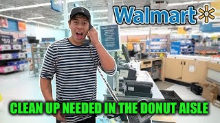CLEAN UP NEEDED IN THE DONUT AISLE | made w/ Imgflip meme maker