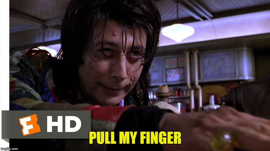 PULL MY FINGER | made w/ Imgflip meme maker