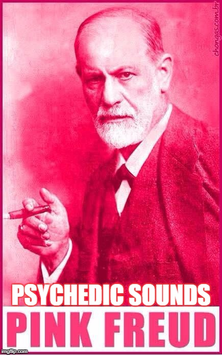 Mind Music by Pink Freud | PSYCHEDIC SOUNDS | image tagged in pink floyd,psychedelic,psychedelics | made w/ Imgflip meme maker