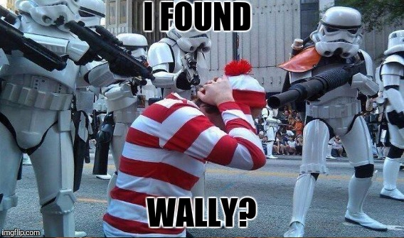 I FOUND WALLY? | made w/ Imgflip meme maker