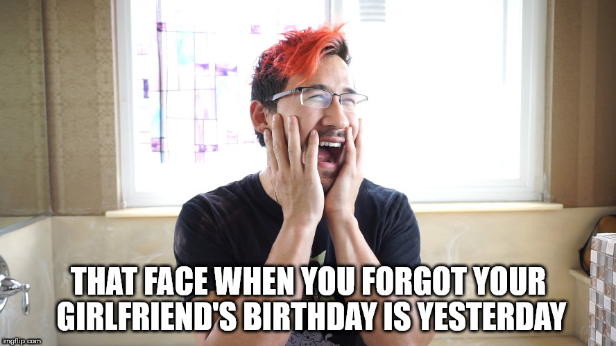 forgot my girlfriends birthday