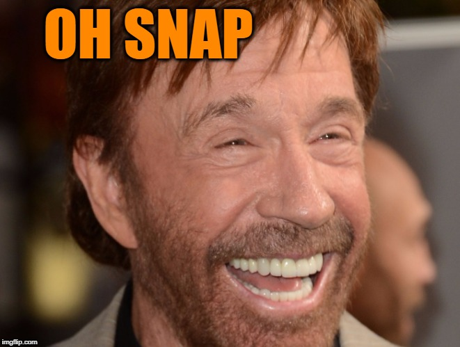 OH SNAP | made w/ Imgflip meme maker