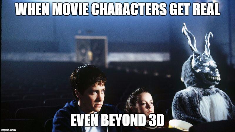 Watching beyond 3D - Imgflip