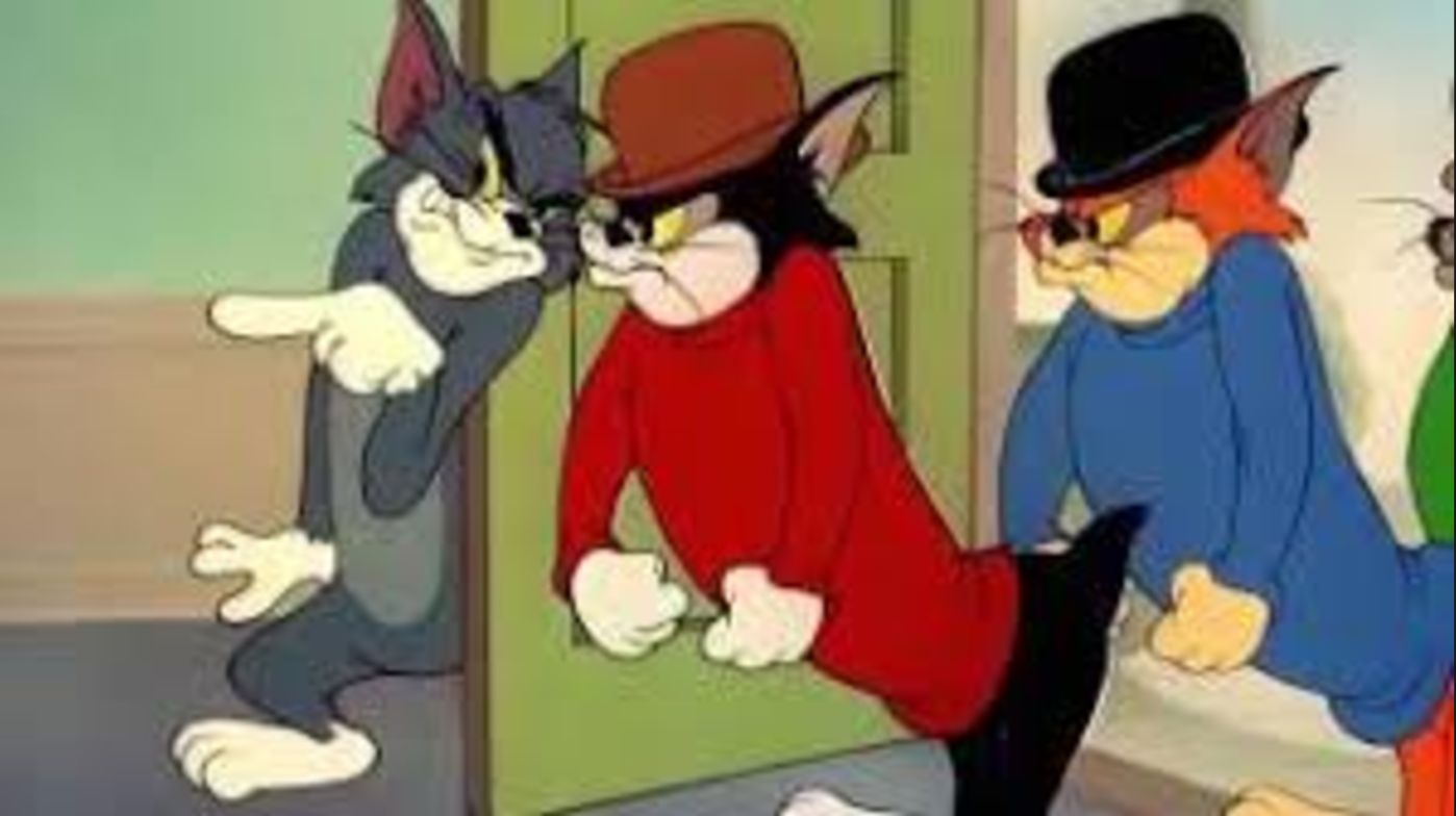 Tom And Jerry Goons Blank Template Imgflip