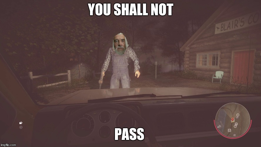 YOU SHALL NOT PASS | image tagged in jasongandlaf | made w/ Imgflip meme maker