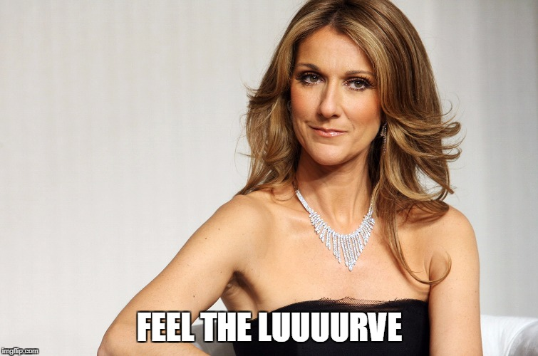 FEEL THE LUUUURVE | made w/ Imgflip meme maker