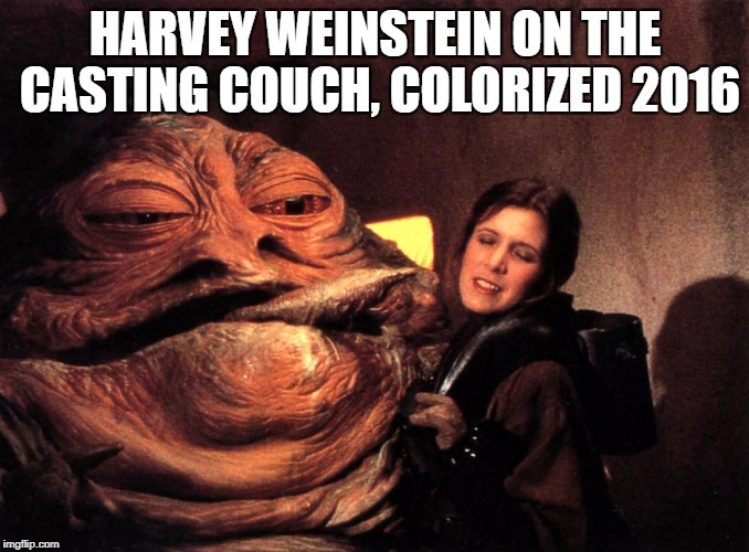 Harvey Weinstein on the Casting Couch | HARVEY WEINSTEIN ON THE CASTING COUCH, COLORIZED 2016 | image tagged in harvey weinstein,hollywood,scumbag hollywood,pervert,perverts | made w/ Imgflip meme maker