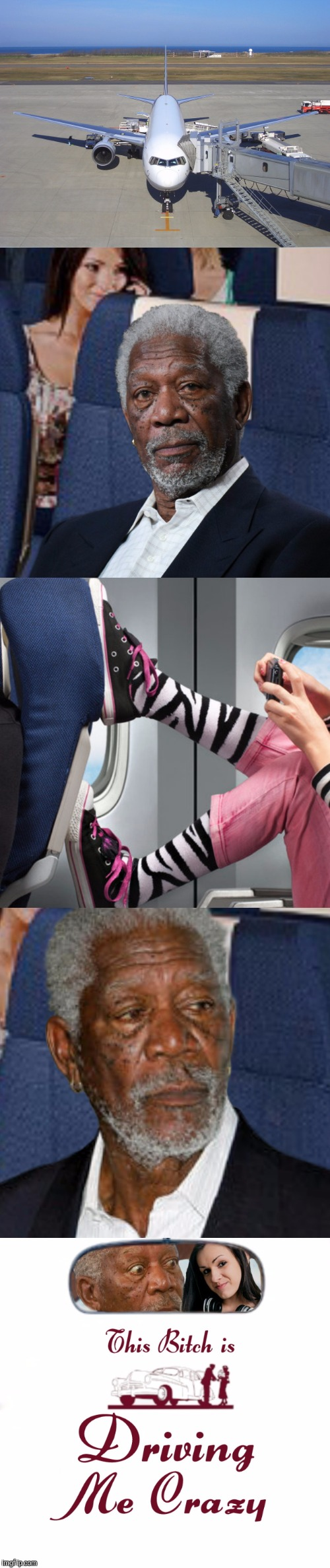 "BOUT TIME FOR SOME ""LEAN ON ME"" ACTION 