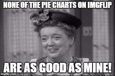 NONE OF THE PIE CHARTS ON IMGFLIP ARE AS GOOD AS MINE! | made w/ Imgflip meme maker