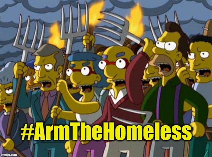 #VivaLaBastille | #ArmTheHomeless | image tagged in stand,armthehomeless,enough | made w/ Imgflip meme maker