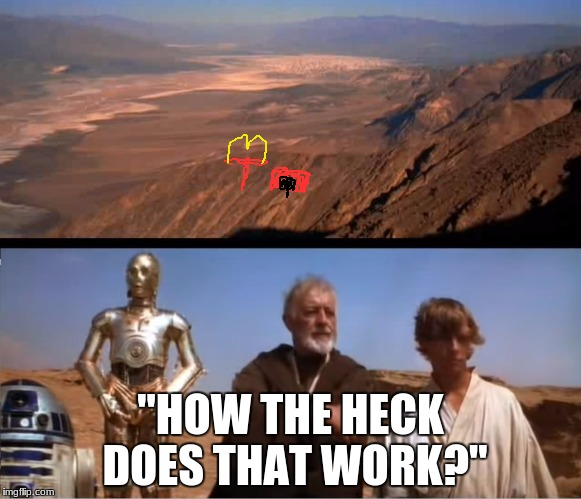 "star wars mos eisley | ""HOW THE HECK DOES THAT WORK?"" 