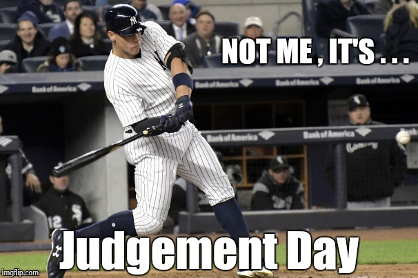 NOT ME , IT'S . . . | image tagged in home run derby | made w/ Imgflip meme maker