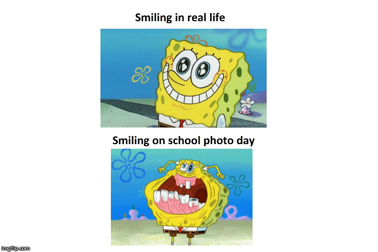 image tagged in spongebob smiling | made w/ Imgflip meme maker