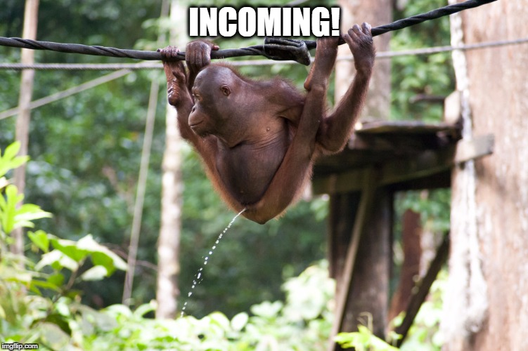 INCOMING! | made w/ Imgflip meme maker