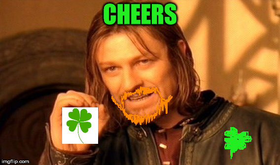 One Does Not Simply Meme | CHEERS | image tagged in memes,one does not simply | made w/ Imgflip meme maker