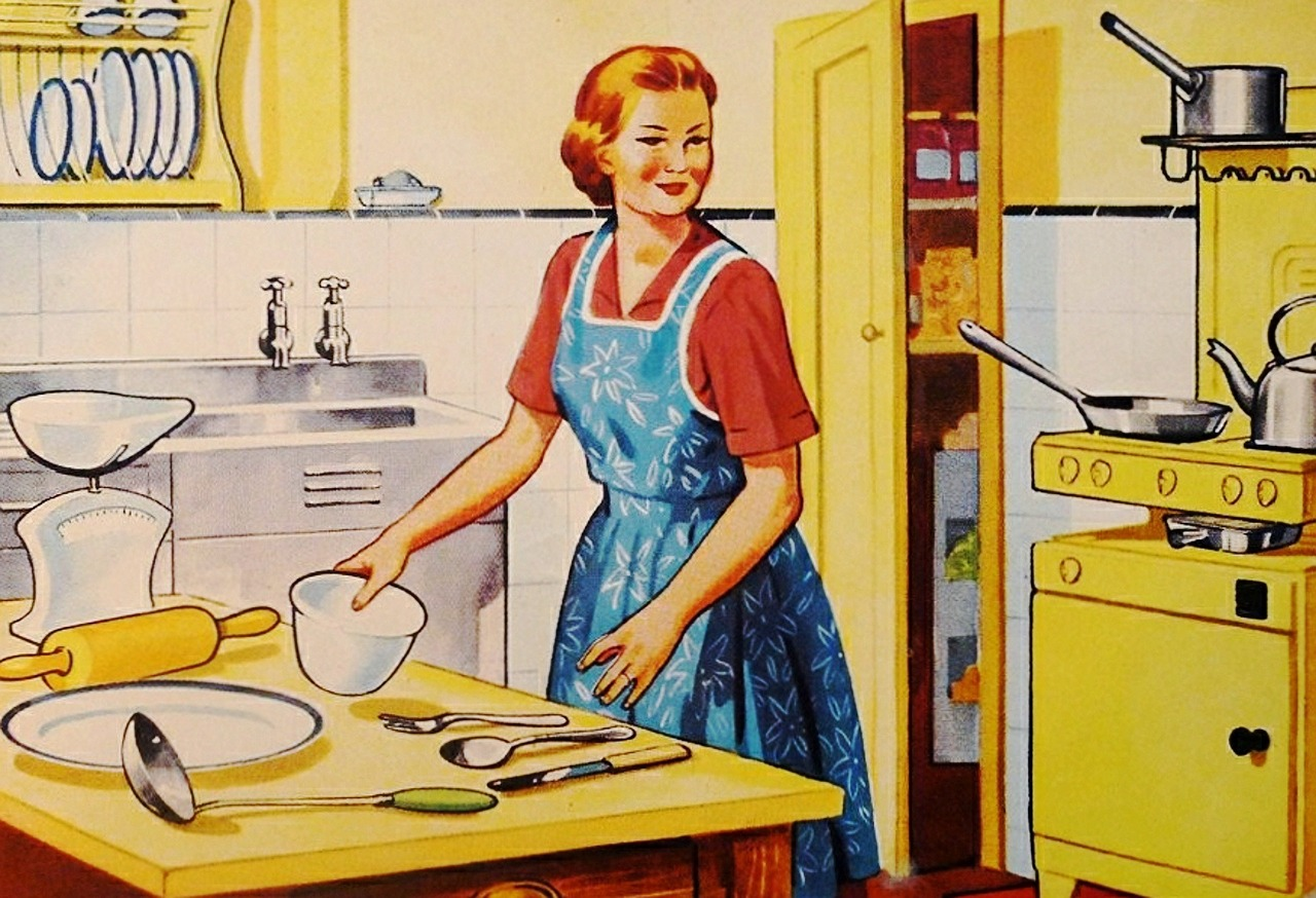 В «Единой России» оценили идею ввести налог для домохозяек [В России]
