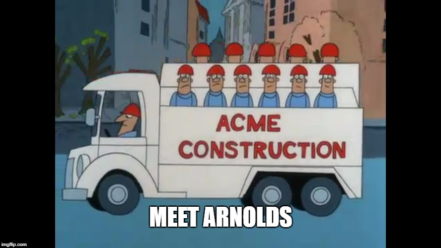 Meet Arnolds  | MEET ARNOLDS | image tagged in meet arnolds,meet arnold,youtube,pink panther,memes,comics/cartoons | made w/ Imgflip meme maker