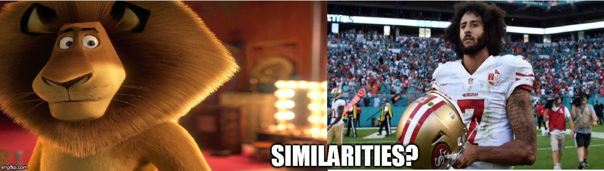 the  Kaepernick  saga   |  SIMILARITIES? | image tagged in colin  paperneck,colin | made w/ Imgflip meme maker