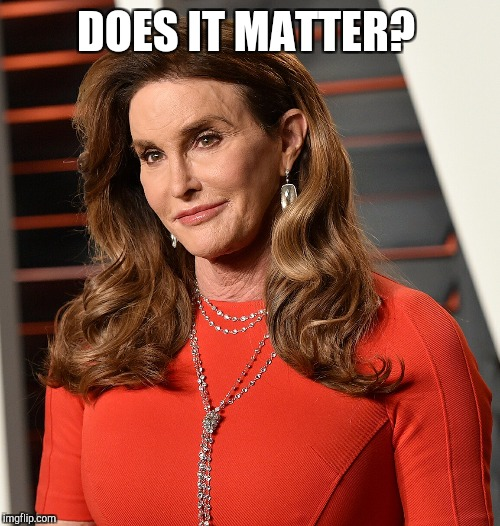 DOES IT MATTER? | made w/ Imgflip meme maker