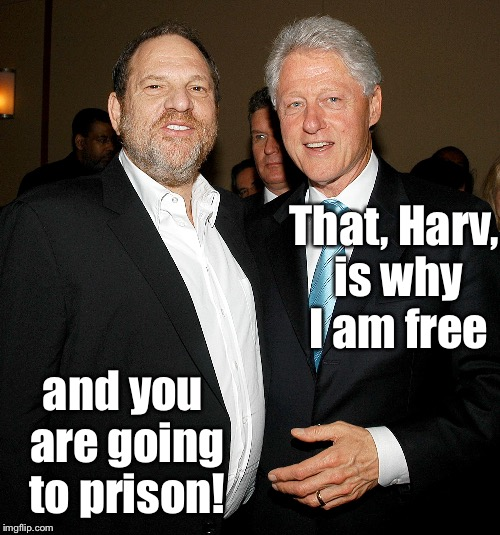 That, Harv, is why I am free and you are going to prison! | made w/ Imgflip meme maker