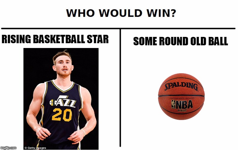 Who would win | SOME ROUND OLD BALL RISING BASKETBALL STAR | image tagged in who would win | made w/ Imgflip meme maker