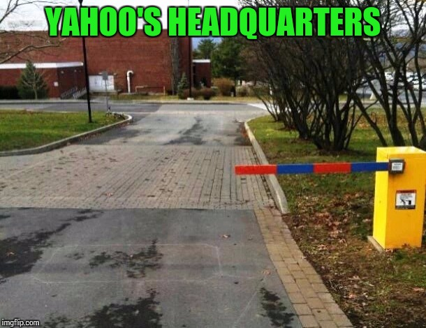 YAHOO'S HEADQUARTERS | made w/ Imgflip meme maker