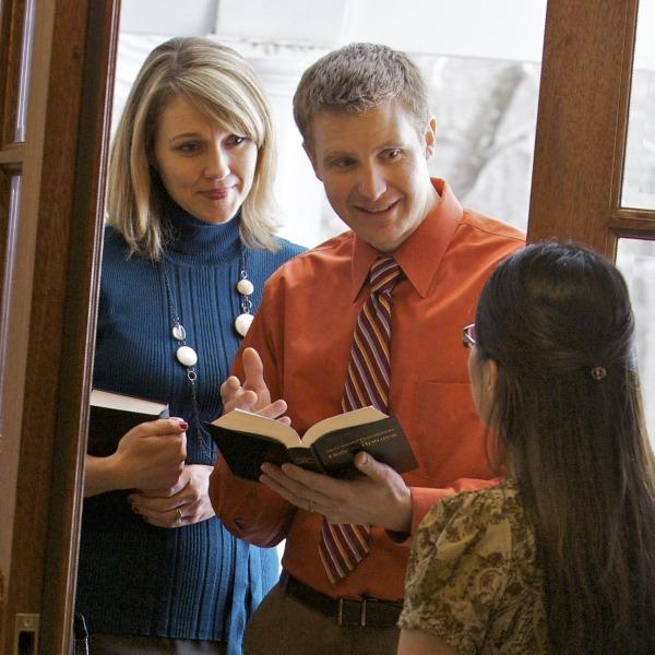 Jehovan Todistajat Ovella