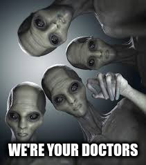 WE'RE YOUR DOCTORS | made w/ Imgflip meme maker