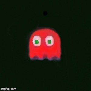 blinky pac man | . | image tagged in blinky pac man | made w/ Imgflip meme maker