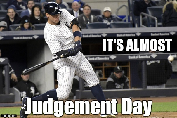IT'S ALMOST | image tagged in home run derby | made w/ Imgflip meme maker