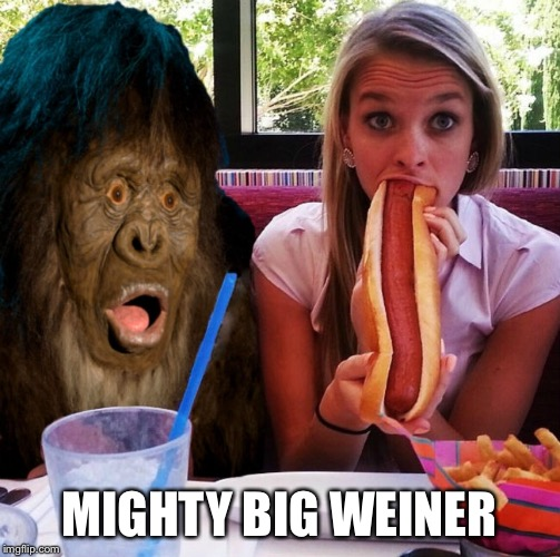 MIGHTY BIG WEINER | made w/ Imgflip meme maker