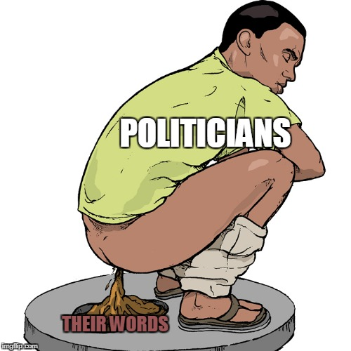 If you deny the truth,you can only fall short to what's ahead of you | POLITICIANS THEIR WORDS | image tagged in memes,powermetalhead,funny,politics,politicians,shit | made w/ Imgflip meme maker