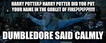 Harry Potter - Imgflip