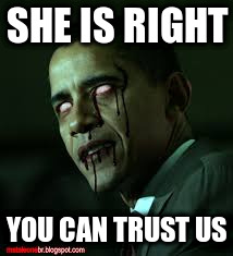 SHE IS RIGHT YOU CAN TRUST US | made w/ Imgflip meme maker