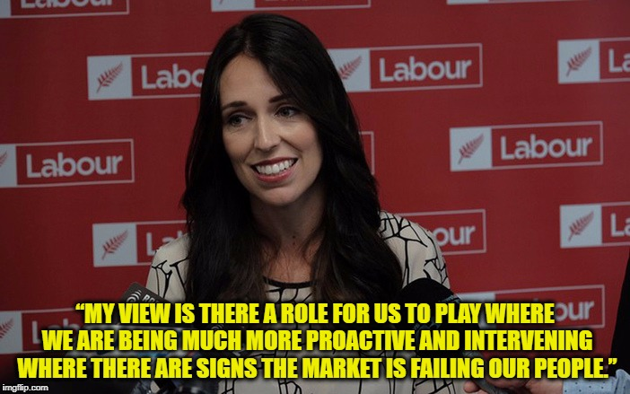 """MY VIEW IS THERE A ROLE FOR US TO PLAY WHERE WE ARE BEING MUCH MORE PROACTIVE AND INTERVENING WHERE THERE ARE SIGNS THE MARKET IS FAILING O 
