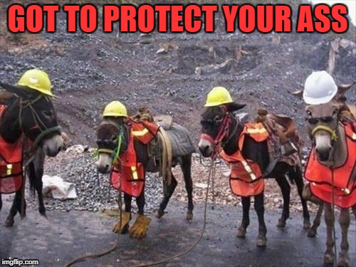 GOT TO PROTECT YOUR ASS | made w/ Imgflip meme maker