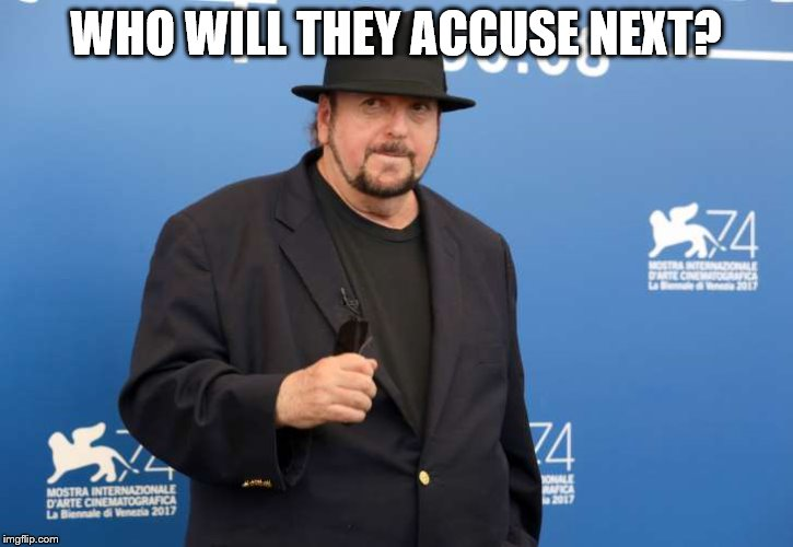 WHO WILL THEY ACCUSE NEXT? | image tagged in casualties of the trade | made w/ Imgflip meme maker