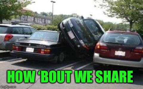 HOW 'BOUT WE SHARE | made w/ Imgflip meme maker