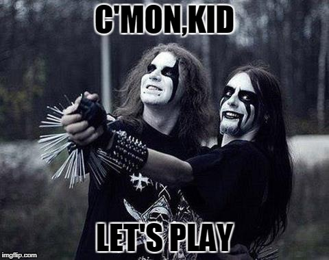 C'MON,KID LET'S PLAY | made w/ Imgflip meme maker