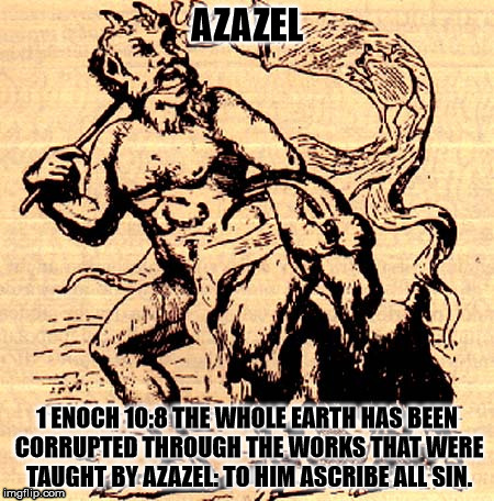 AZAZEL | made w/ Imgflip meme maker