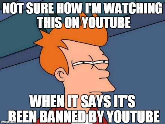 "I took the ""clickbait"" hook, line, and sinker. 