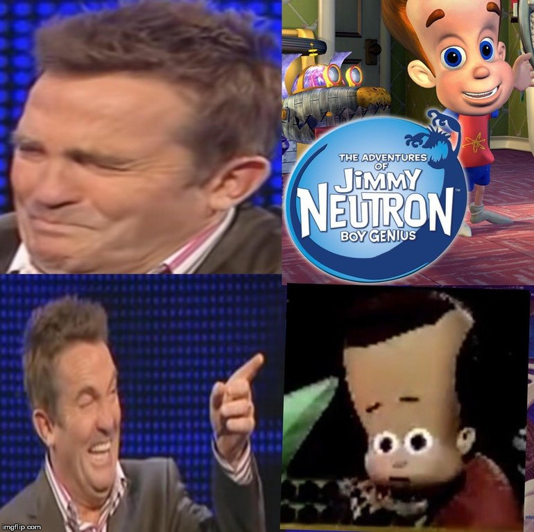 image tagged in jimmy neutron | made w/ Imgflip meme maker