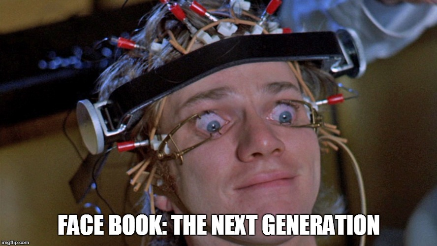 FACE BOOK ; THE NEXT GENERATION | FACE BOOK: THE NEXT GENERATION | image tagged in facebook,google,news,watch | made w/ Imgflip meme maker