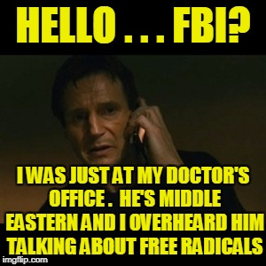 "The Problem with ""See Something, Say something"" 