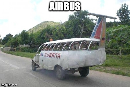 AIRBUS | made w/ Imgflip meme maker