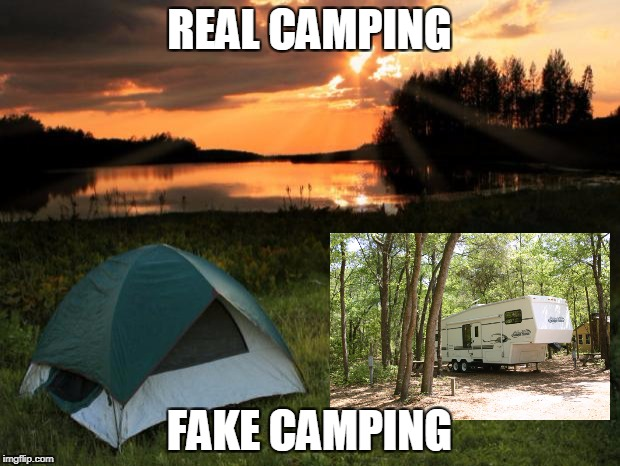 Itu0027s In Tents & Camping...Itu0027s In Tents Latest Memes - Imgflip