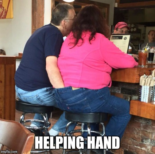 HELPING HAND | made w/ Imgflip meme maker
