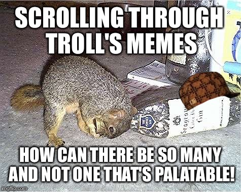 """If you stare too long into the abyss - the abyss will stare into you"" 