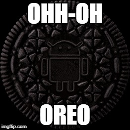 OHH-OH OREO | made w/ Imgflip meme maker
