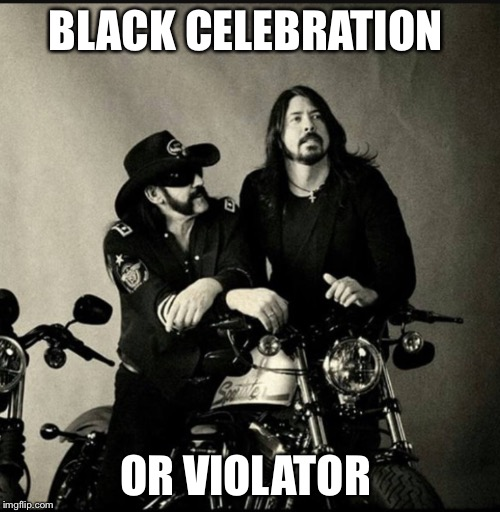 So Dave... Best Depeche Mode Album? | BLACK CELEBRATION OR VIOLATOR | image tagged in memes,depeche mode,lemmy,dave grohl,foo fighters,motorhead | made w/ Imgflip meme maker